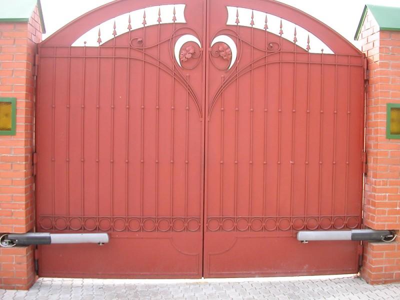 Каталог ворота металлические распашные ворота автоматические откатные пенза