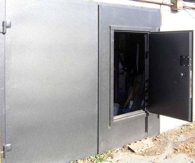 Железные ворота для гаража с фото цены земля под гараж купить в благовещенске